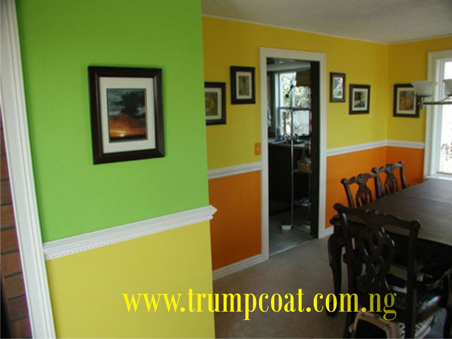 Modern Interior Painting {professional Ideas} Pictures.   Properties (1)    Nigeria