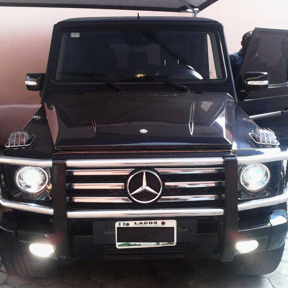 Foreign Used(tokunbo) Mercedes Benz G Wagon G55