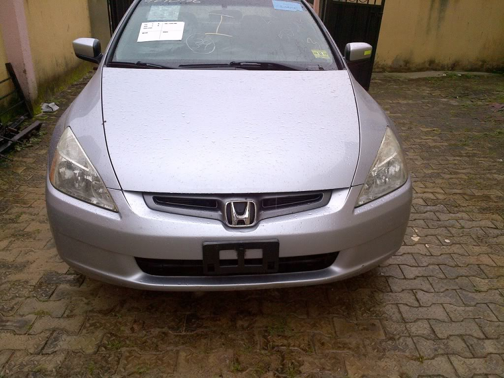 Mint Tokunbo 2005 Honda Accord EOD Best Buy PRICE REVIEWED   Autos    Nairaland