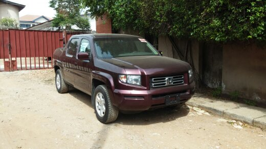 honda ridgeline 2008 ready to be owned by a new owner negoitable price autos nigeria. Black Bedroom Furniture Sets. Home Design Ideas