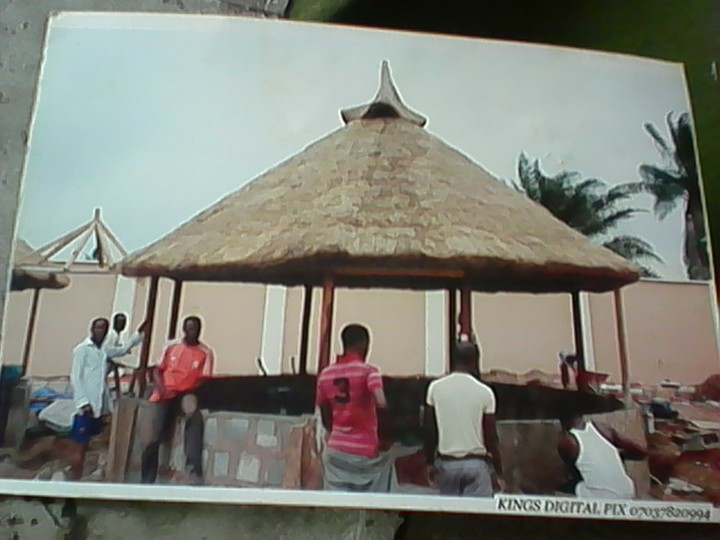 Call For Your Exclusive Bush Bar Properties Nigeria