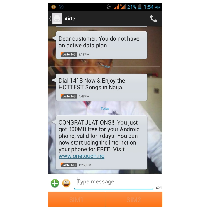 how to send credit on airtel