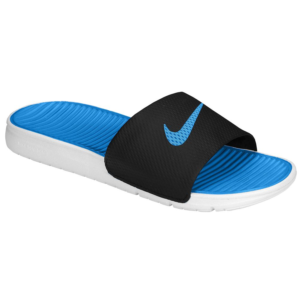 finest selection 3b412 c6dbb Nike Benassi Slippers In Various Colours For Sale - Fashion ...