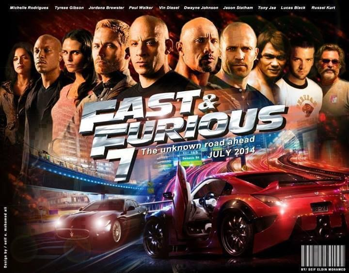 who is your favorite driver in the new fast furious 7 movie tv
