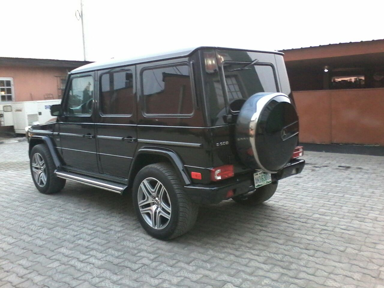 a mercedez benz g wagon g 500 is up for sale autos nigeria. Black Bedroom Furniture Sets. Home Design Ideas