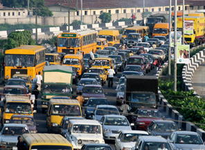 Image result for Traffic In NIgeria