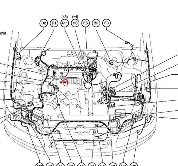 oldsmobile 3 8 engine diagram map