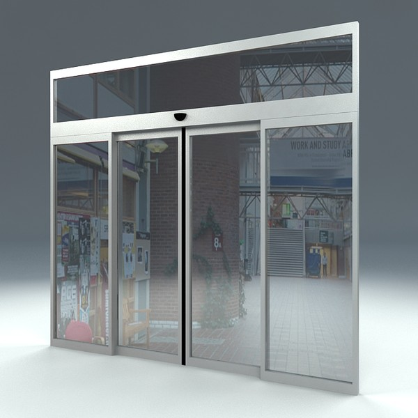 Automatic doors properties nigeria for Door design nigeria