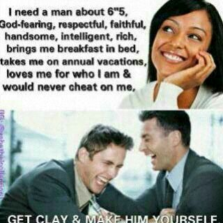 What Qualities Are You Looking For In A Man