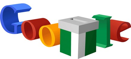 Did You See The New Google Image?.. It's About Nigeria's Election