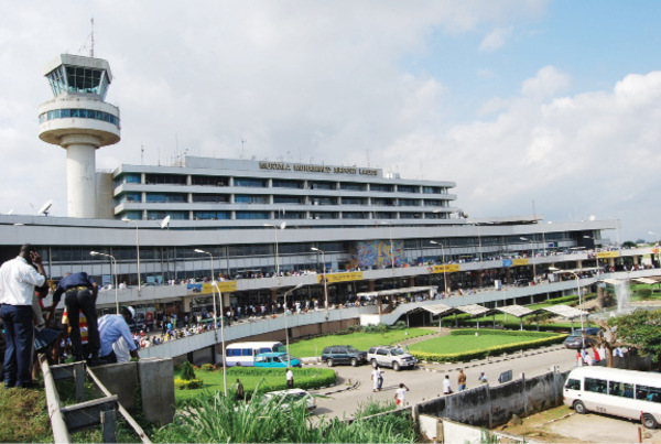 Nigeria's Elections: Passengers Stranded At Lagos Airport