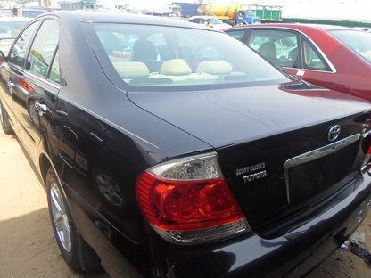 toyota camry 2006 autos nigeria. Black Bedroom Furniture Sets. Home Design Ideas