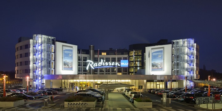 Image result for Radisson Blu Anchorage