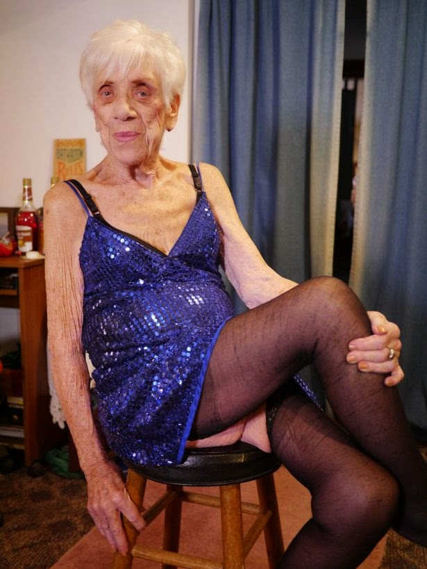 Very Old Sexy Grannys