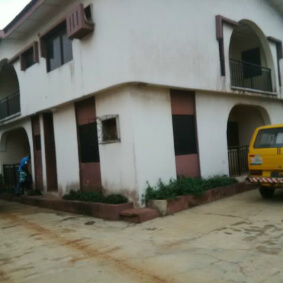 Very cheap house 4sale igbogbo ikorodu 4 flats for Extremely cheap houses