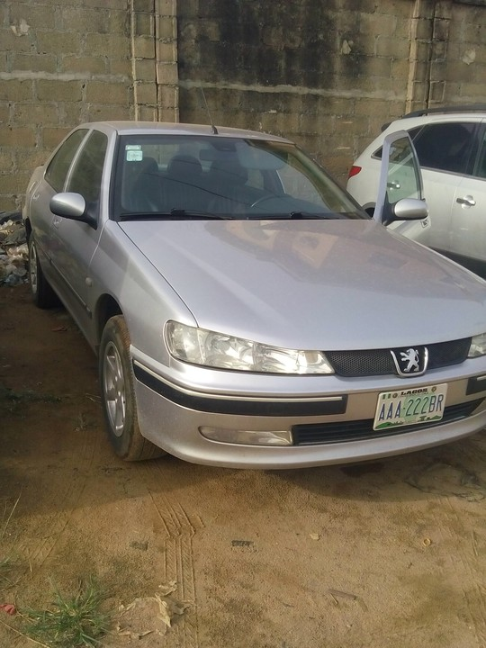 2005 model peugeot 406 sport 1 year use in nigeria automatic gear autos nigeria. Black Bedroom Furniture Sets. Home Design Ideas