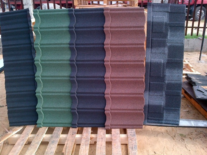 roofing tiles for sale at the ware house properties