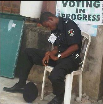 Photo: Is This The Most Beautiful Police Station In Nigeria