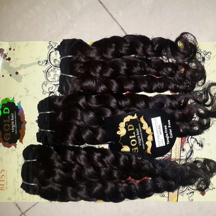 Latest Weaves In The Market And Prices Fashion Nigeria