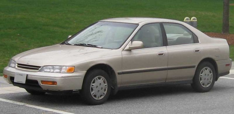 Us Spec 1997 Honda Accord
