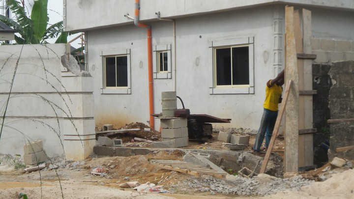 Decking A Block Of Flats In Port Harcourt Properties