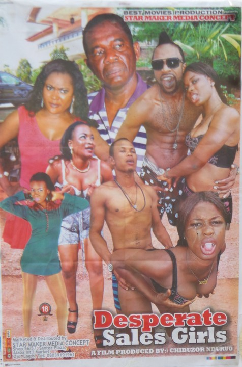 scenes Nollywood nude