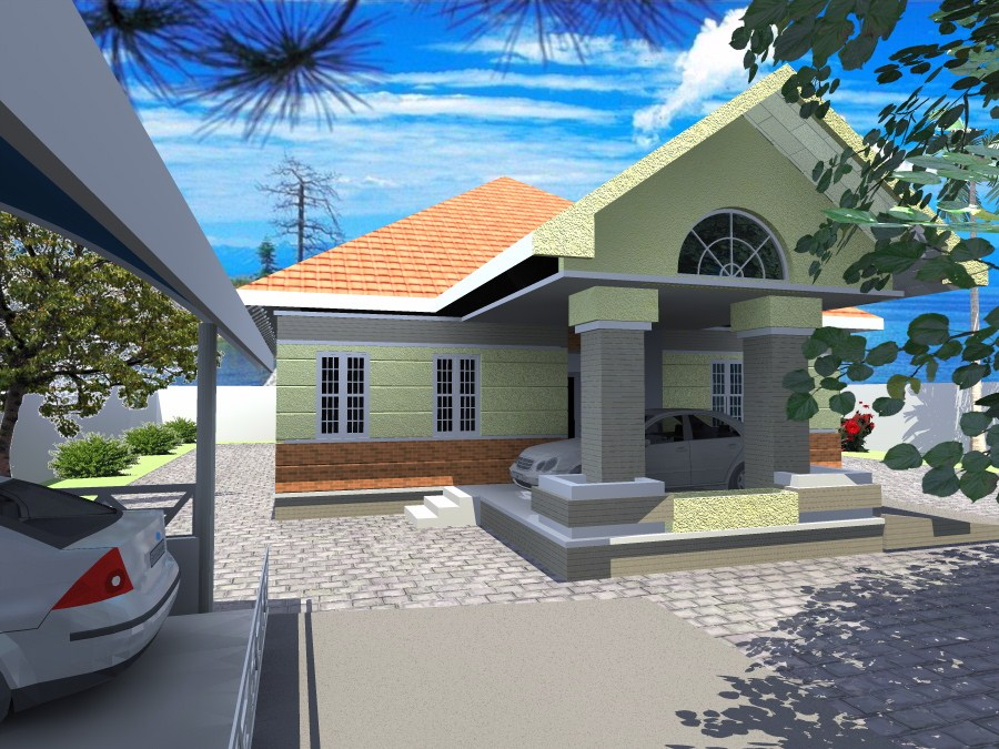 Home plans for bungalows in nigeria properties 4 - What is a bungalow home ...