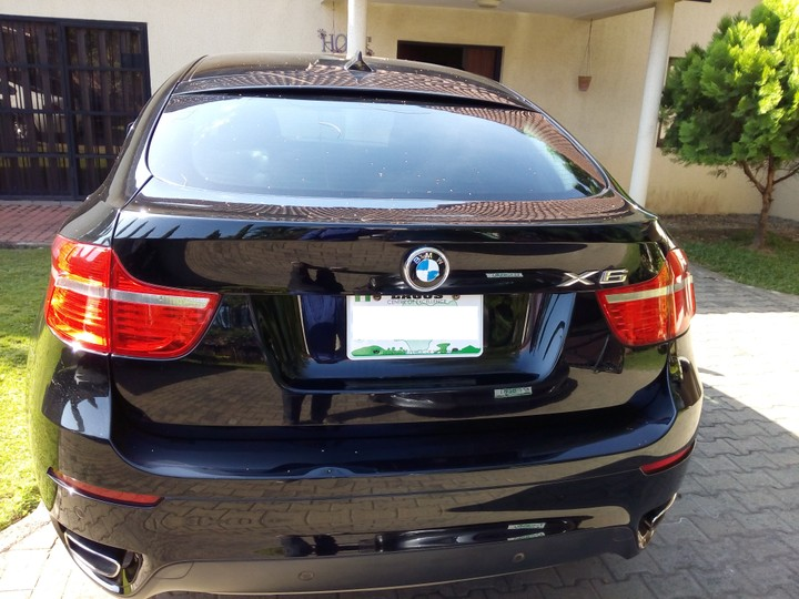 Bmw X6 And M6 For Sale In Abuja Sold Autos Nigeria