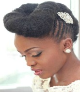 Latest Wedding Hairstyles 50 Hair Style Ideas For Nigerian