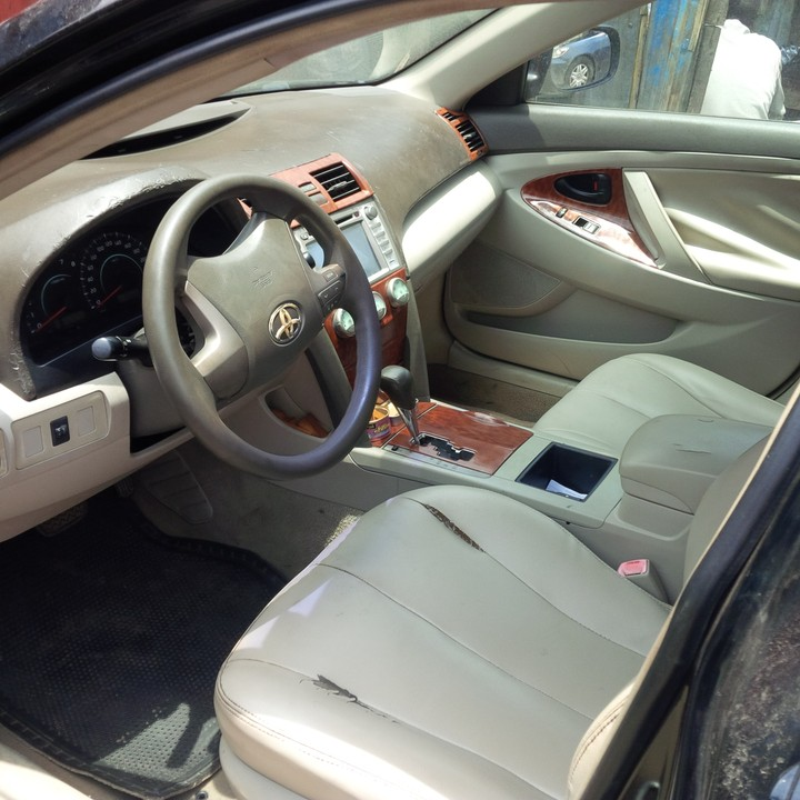 2007 08 toyota camry going for 1 4m flat autos nigeria. Black Bedroom Furniture Sets. Home Design Ideas