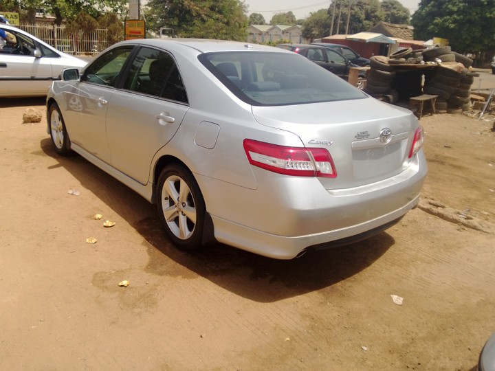 Toyota Camry Used >> CLEAN2010 (toyota Camry) *tok* 3 SETS OF CAMRYS FOR SALE - Autos - Nigeria