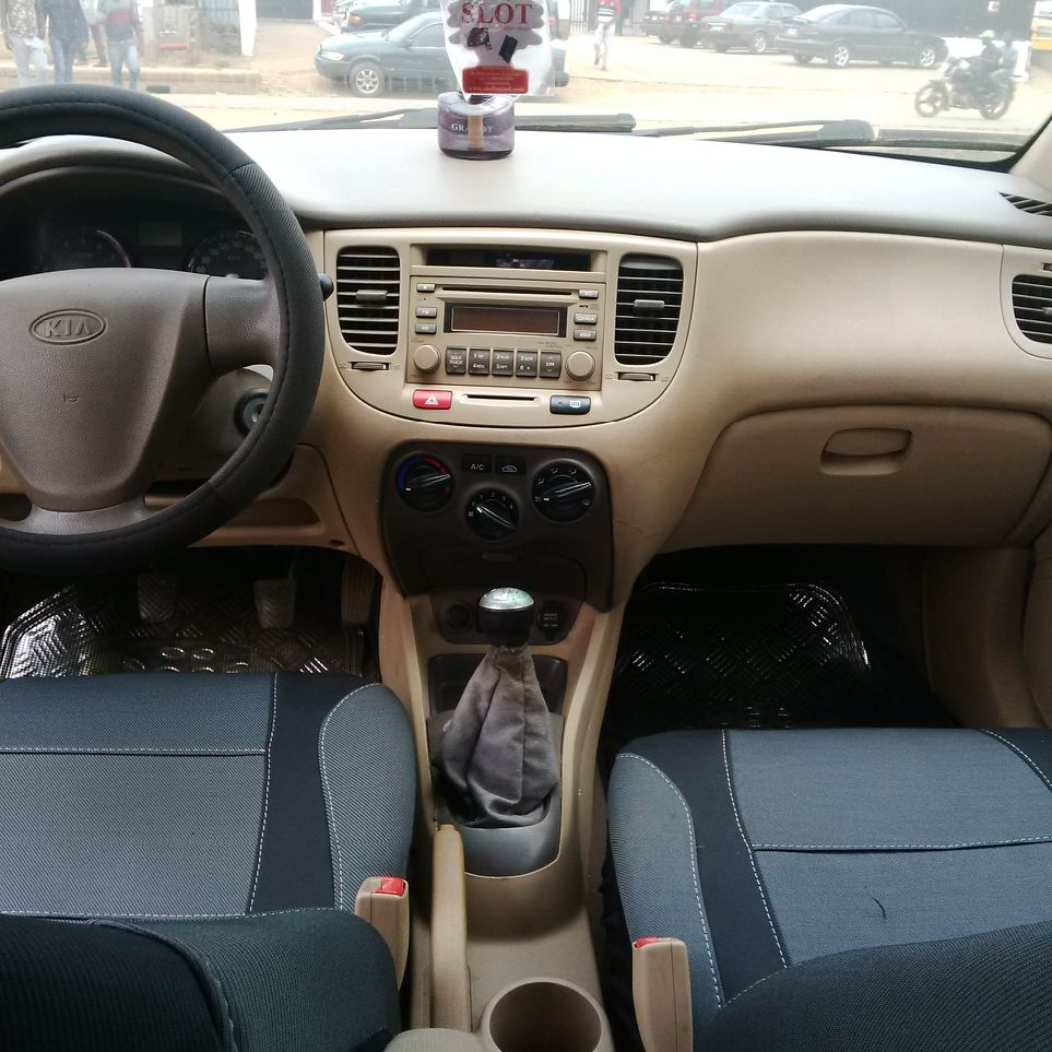 Gear Transmission - Manual Mirrors - Automatic Windows - Automatic Rim -  Alloy Price - N550,000.00. Call 08180056261, 08082353926, 08114865610 or ...