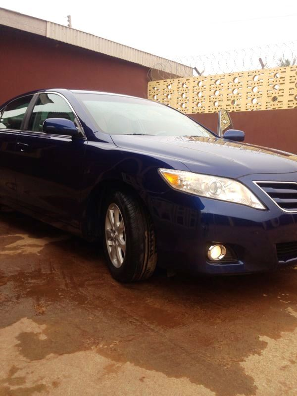 tokunbo 2010 toyota camry for sale autos nigeria. Black Bedroom Furniture Sets. Home Design Ideas