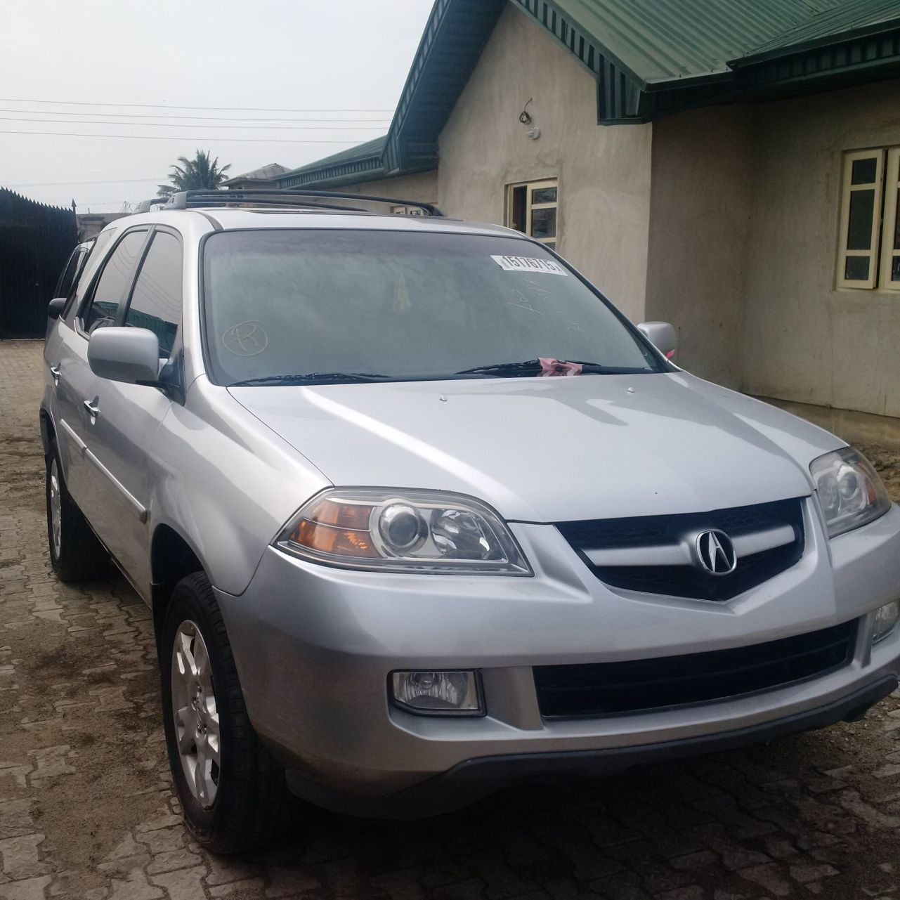 Lagos Cleared Acura Mdx 2006 For Sale @ #2,050,000