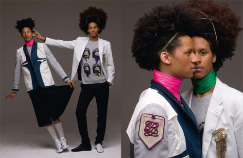 Is The Les Twins Gay