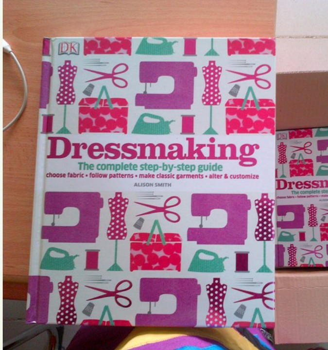 Dress Making Book