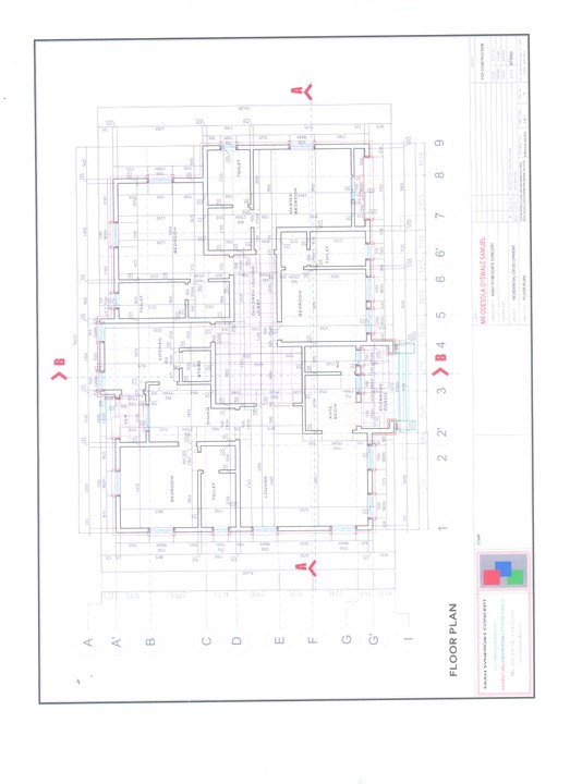 Cost From Foundation To Rooofing Level For A 4 Bedroom