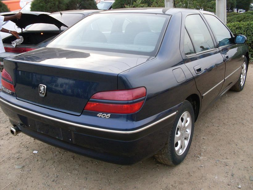 Registered 2008 Peugeot 406 Forsale(les than 3months old)very clean