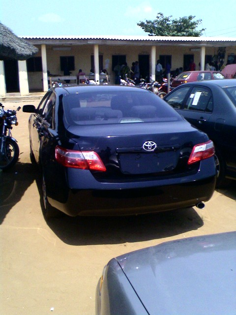 2008 toyota camry price 2 3 million naira see picture 229. Black Bedroom Furniture Sets. Home Design Ideas