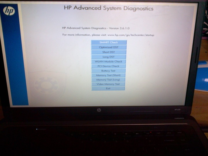 please i need help on this my laptop hp 630 problem computers