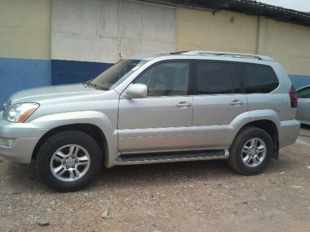 hot and fresh tokunbo lexus gx470 for sale pictures autos nigeria. Black Bedroom Furniture Sets. Home Design Ideas