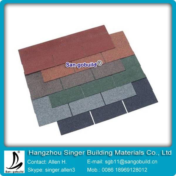 Stone Coated Metal Roofing Tile Manufacturer Better