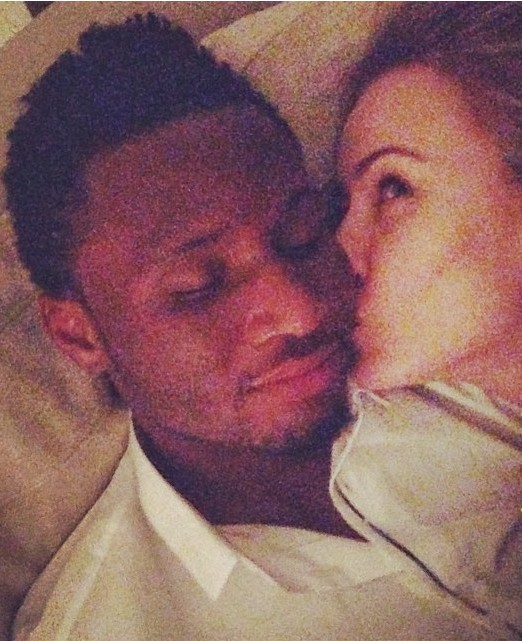 See What Mikel Obis Russian Girl Friend Bought For Him As Birthday Gift Photo