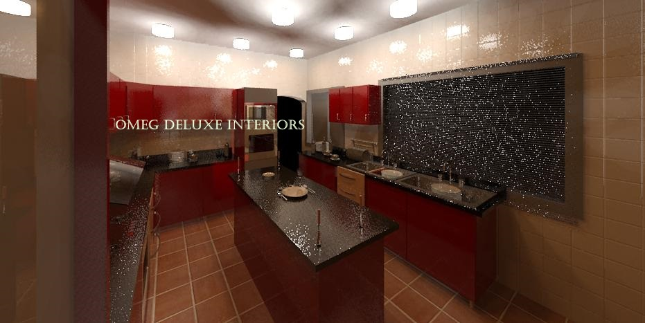 Kitchen Design Project From Start To Finish Completed Properties Nigeria