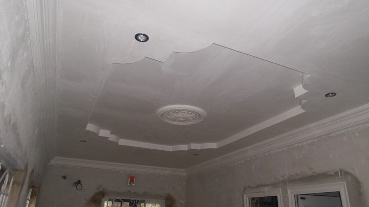 Ceiling pop designs for your house properties 3 nigeria for Pop design for home ceiling pop