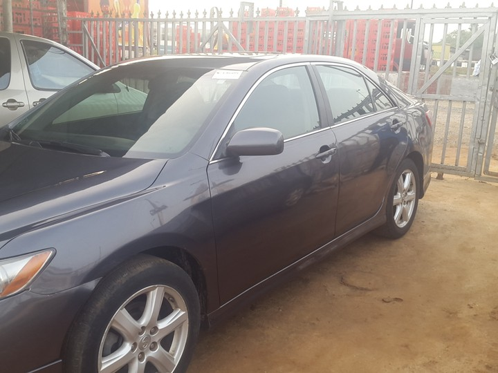 toks 2008 toyota camry se for sale autos nigeria. Black Bedroom Furniture Sets. Home Design Ideas