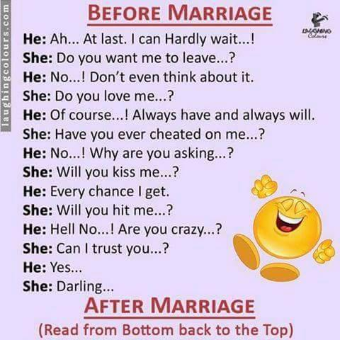 Guys And Marriage