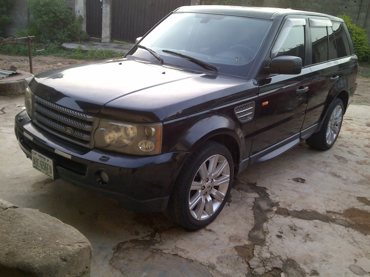 (autos) 2007 Range Rover Sport Supercharged For 3.2m ...