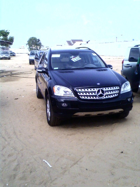 2006 mercedes ml500 price 4 6 million naira see picture for Mercedes benz 2006 ml500 price