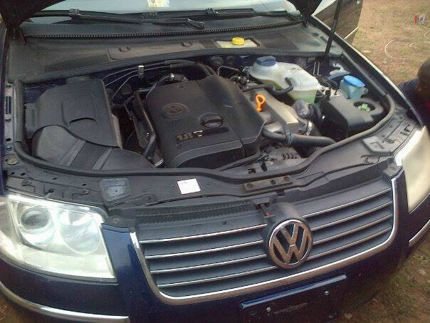 registered 2003 volkswagen passat for sale autos nigeria rh nairaland com vw passat 2003 owners manual vw passat 2003 owners manual
